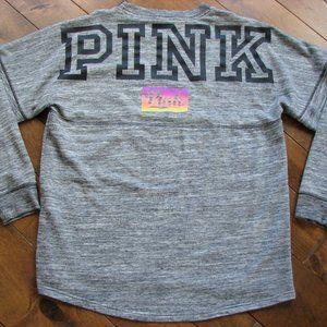 PINK by Victoria's Secret Gray Sweatshirt